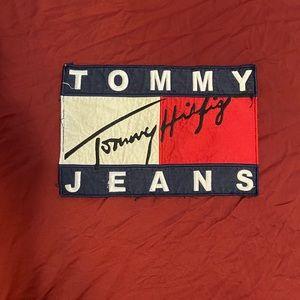 Tommy Hilfiger big flag patch Jeans